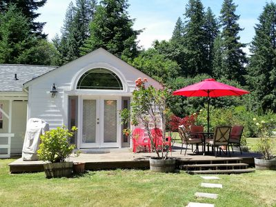 Photo for Beautiful Two Bedroom One Bath House on the Siuslaw River