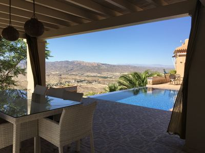 Photo for NEW Al Qasr -  ultimate luxury and relaxation in a mountain retreat