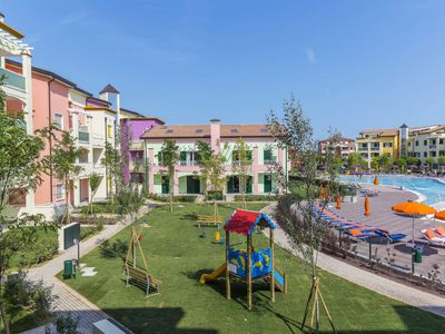 Photo for Apartment Ferienanlage I Larici (CAO471) in Caorle - 5 persons, 1 bedrooms