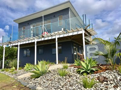 Photo for Oceans 8 - Mangawhai Heads Holiday Home