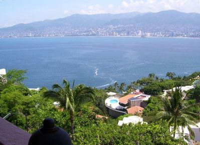 Acapulco Bay...In your face!