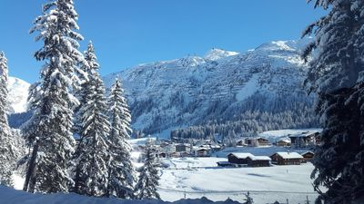 Photo for Holiday apartment Lech for 4 - 6 persons with 2 bedrooms - Holiday apartment in one or multi-family