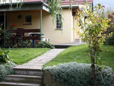 Photo for Holiday house, shower, toilet, quiet, cottage in front - Ferienhaus Kienker
