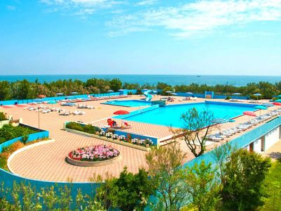 Photo for Mobile Homes Rosapineta, Rosolina Mare  in Venetische Adria - 6 persons, 2 bedrooms