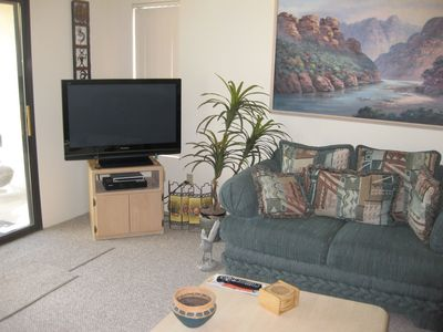 Photo for Cathedral City two bedroom,two batroom Condo for in Canyon Shores Complex