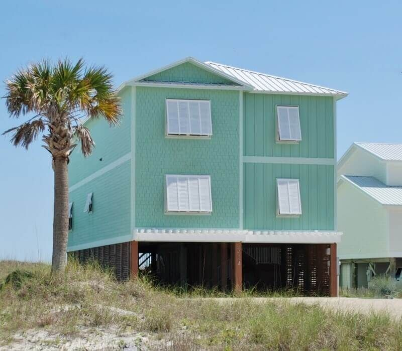 Gulf Shores Beach House Rentals By Owner: Must See Inside! 'Mar Tortuga' Luxury 4 BD ...