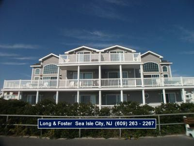 Photo for Amazing Beachfront townhome with views to Atlantic City!