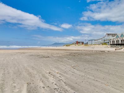 Photo for Dog-friendly townhouse on the coast w/ jetted tub, balcony - easy beach access