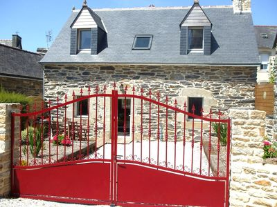 Photo for Cottage near the sea in Douarnenez Bay