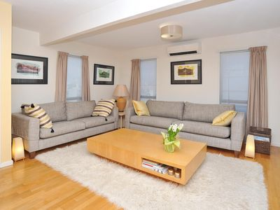 Photo for Salisbury Apartment 1: Spacious two bedroom apartment