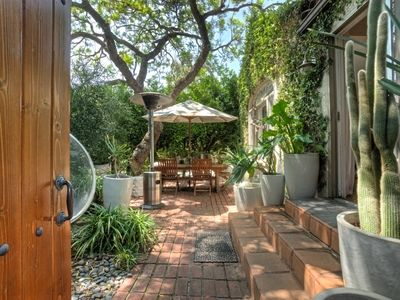 Charming Spanish home in heart of West Hollywood w/ backyard, parking & hot tub