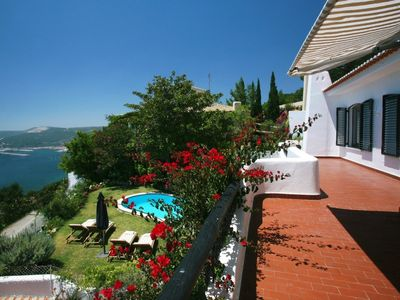 Photo for REDUCED PRICE LAST REMAINING WEEKS Gorgeous Deluxe Villa with seaviews