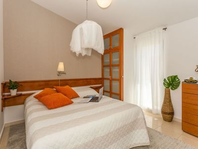 Photo for Apartment 7 m from the center of Okrug Gornji with Parking, Internet, Air conditioning, Pool (122289)