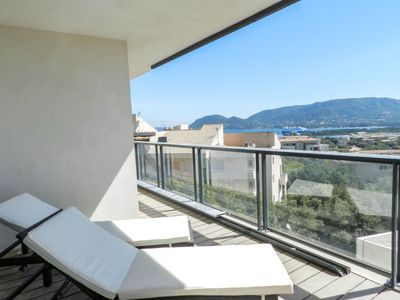 Photo for Apartment Château in Porto Vecchio - 8 persons, 4 bedrooms