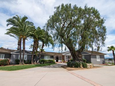 Photo for Beautiful Ranch on Gated 2.1 Acre Property in Oceanside, CA