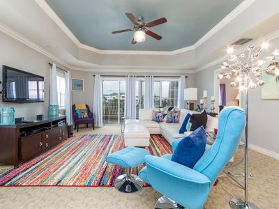Photo for Vibrant Delight | 3 Bed 3 Bath Condo with Golf Views!