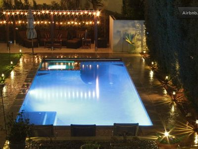 Private Westside Studio with Pool