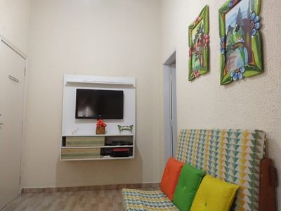 Photo for Chalet Regatas with swimming pool, games room for 1 car and kiosk