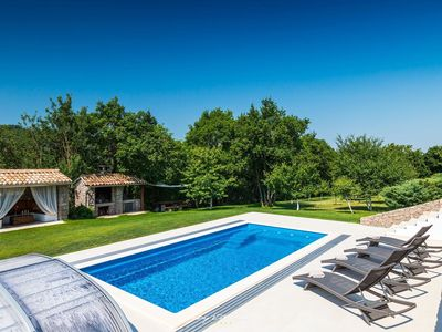 Photo for Old restored villa with pool and amazing garden