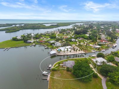 Photo for Beautiful Waterfront Old Florida Home - Cape Haze Minutes to Boca Grande!