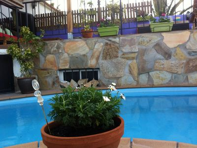 Photo for Luxury holidays, private pool, wifi, air conditioning and more