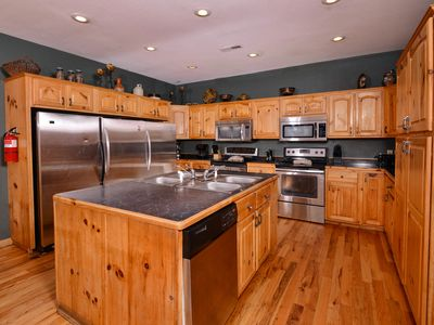 Photo for Pigeon Forge Cabin - 12 Bedroom!