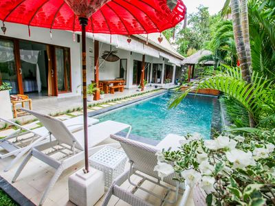 Photo for Tropical Private Pool Villa 3 Bedrooms in Hearth Seminyak