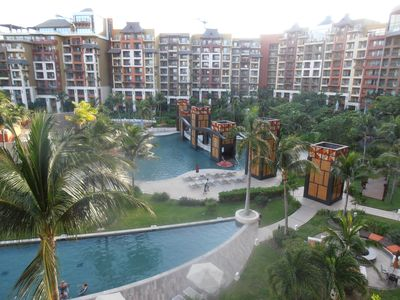 Photo for Gorgeous Cancun luxury ocean front suite for Christmas week at Villa Del Palmar!