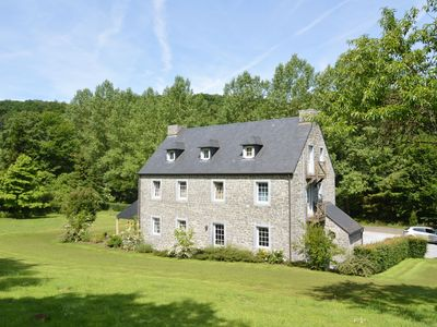 Photo for Holiday house in the forest near Maredsous, ideal for hikers