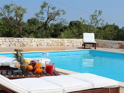 "Photo for MONOPOLI: ""MEST PEPP"" VILLA with PRIVATE POOL"