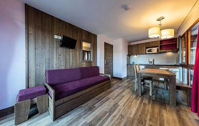 Photo for Residence Deneb **** - 3 Rooms 7 People