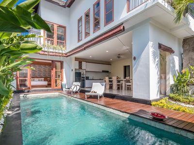 Photo for One Bedroom Villa, Private Pool - Lotus