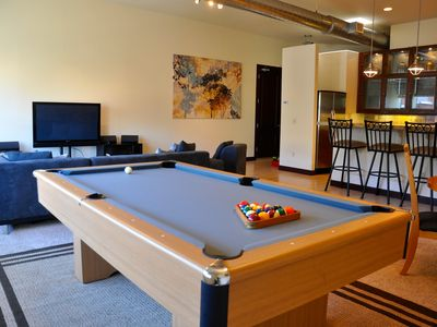 Photo for Spacious 3 Bedroom Downtown Loft + Balcony in the Ballpark District