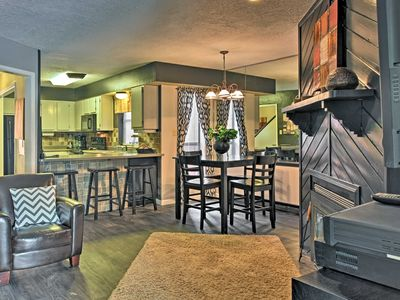 Photo for Angel Fire Condo w/Mtn Views-1 Block to Ski Lifts!