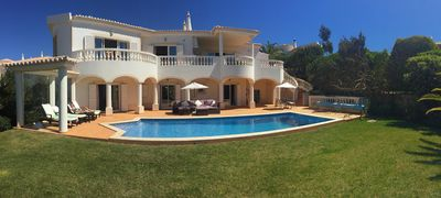 Photo for Beautiful Villa With Heated Private Pool In Five Star Golf And Leisure Resort.