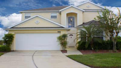 Photo for Enjoy Orlando With Us - Highlands Reserve - Beautiful Relaxing 5 Beds 3 Baths  Pool Villa - 5 Miles To Disney