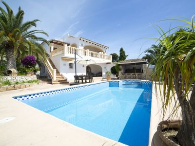 Photo for Vacation home Mi Sueño in Benissa - 6 persons, 3 bedrooms