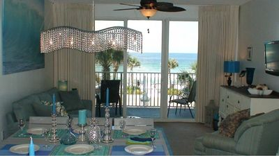 Amazing views of the Gulf from the moment you enter the front door!