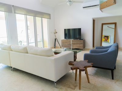 Photo for 3BR / 3.5BA Modern Paradise Loft Condo in Gated Community w/ Daily Housekeeping