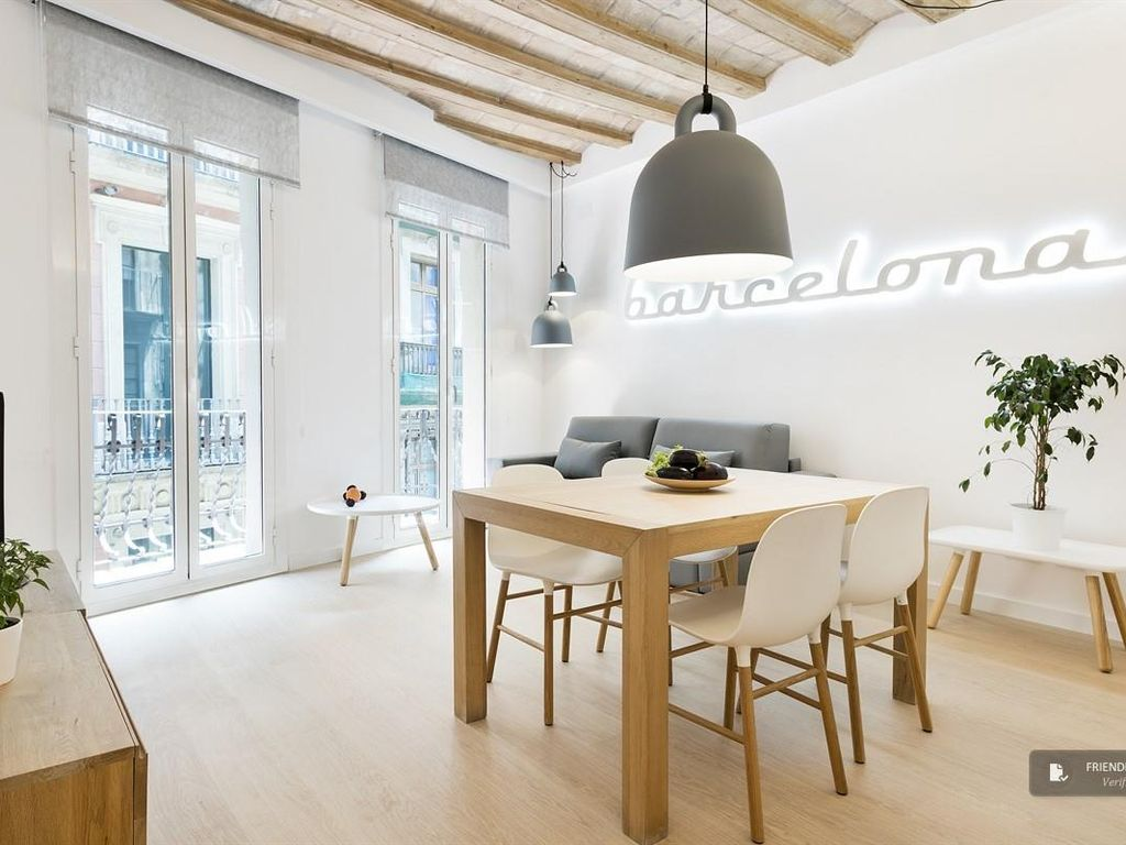 Barcelona Apartment Rentals Barri Gotic