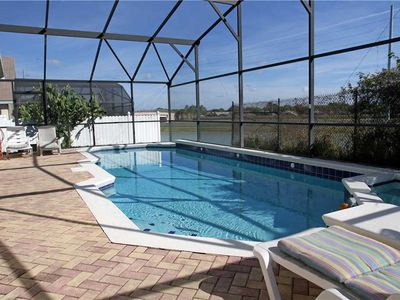 Photo for A Plus Vacation home 5 bed 4 bath in Indian Creek 3 miles to Disney