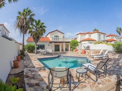 Photo for Beautiful 3-bedroom villa, Aruba - Contact us today for best rates!