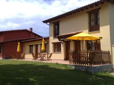 Photo for Rural apartment La Fuente de Báscones for 4 people