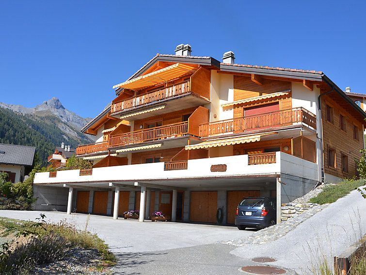 Apartment Caroubier 2  in Ovronnaz, Valais - 2 persons, 1 bedroom Photo 1