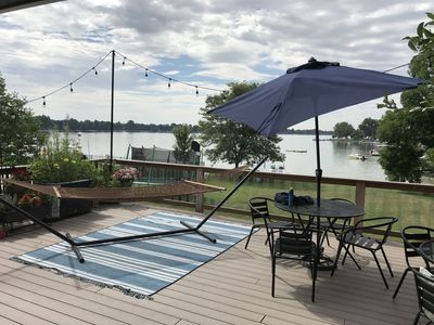 Photo for LAKE FRONT home on Lake Loveland