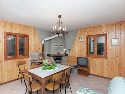 Photo for Comfy Holiday Home with Fireplace, Garden Furniture,Barbecue