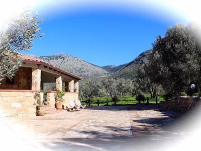 Photo for BEAUTIFUL and COZY home, in the countryside, 4km from the sea! NATURE and RELAX!