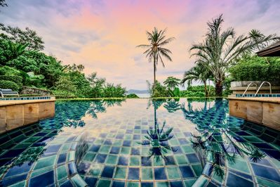 The Glasshouse is located near Cape Panwa.... one of Phuket's best kept secrets.