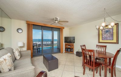 Photo for 204 Sunswept Orange Beach 1/1.5*DIRECTLY ON THE BEACH* AMAZING VIEW*