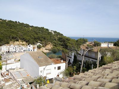 Photo for 2 bedroom Apartment, sleeps 3 in Tamariu with Air Con